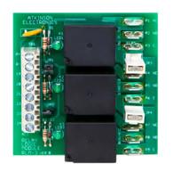 RLM-3B:  Relay Logic Module (3 SPDT Relay Board)