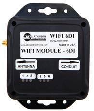 WiFi-6di Module: 6 Digital Input Monitoring Device