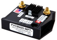 PVCM40D-MPTLi:  Solar Charge Module including Lithium batteries using Multi Point Tracking