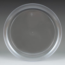 "9"" Sovereign Clear Plate"