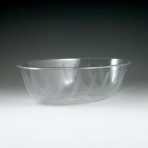 Swirl Luau Bowl
