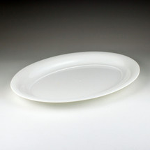 "11"" x 16"" Oval Catering Tray"