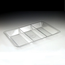 Rectangular Sectional Tray