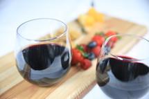 18 oz. Stemless Wine Glasses