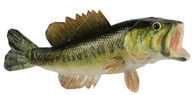 "8.25""L Largemouth Bass - Natural"