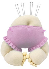 "12""H Baby Girl Bottom Decor Kit"