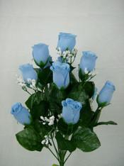 Color Fast Lillian Rose Bush - Light Blue