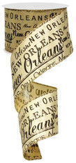 "2.5"" 10 YD  NEW ORLEANS"