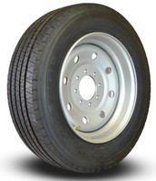 "Rancher 673T Wheel (OUT OF STOCK) & 19.5"" Tire Assembly"