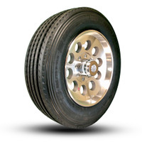 Cruiser 67 Wheel/Tire Conversion - Convert 235/(80 or 85)R16 to 225 or 245/70R19.5