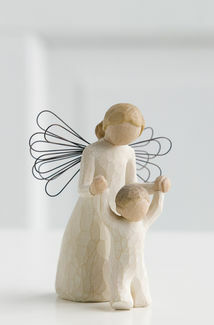 Willow Tree (R) Angel - Guardian Angel - 'May you always have an Angel to watch over you'