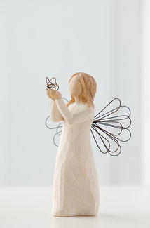 Willow Tree (R) Angel - Angel of Freedom - 'Allowing dreams to soar...'