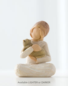 Willow Tree (R) Figure - Kindness (girl) - 'Above all, kindness'