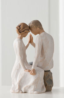 Willow Tree (R) Figure - Around You -  '...just the nearness of you'