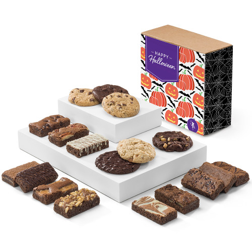 Gifts To Go Fairytale Brownies Halloween Cookie & Sprite Combo