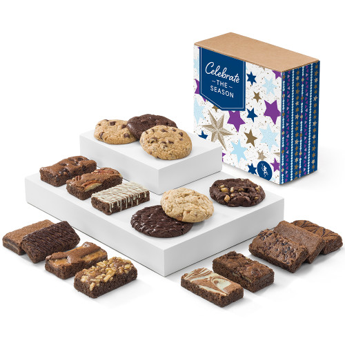 Gifts To Go Fairytale Brownies Celebrate the Season Cookie & Sprite Combo