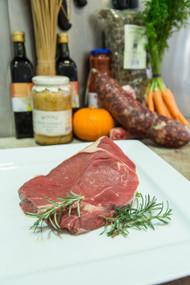 Organic Round Steak
