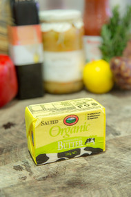 out o stock Organic Butter