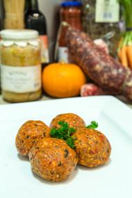 Organic Lamb Gourmet Burgers