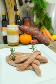 Wild Boar and Thyme Sausages