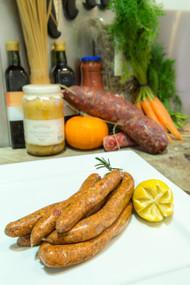 Mercuez Sausages Demeter Biodynamic Lamb