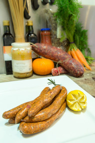 Mercuez Sausages Demeter Biodynamic Lamb