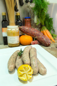 Herb D'Provence Sausage Organic Chicken