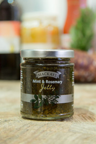 Mint and Rosemary Jelly