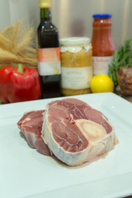 Organic Veal Osso Bucco