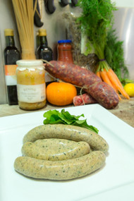 Organic Chicken and Rocket Sausages