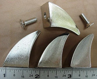 "SPIKES HEAVY METAL BIG CLAW SPIKE 1 1/2"" 8 pcs"