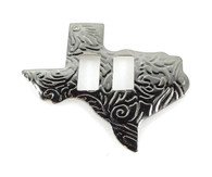 "CONCHOS 1 1/2"" STATE OF TEXAS NICKEL FINISH 25 pieces"