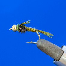 Olive Bead Head Pheasant Tail Nymph