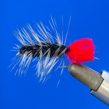 Woolly Worm Black