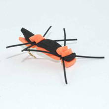Black Orange Chernobyl Ant