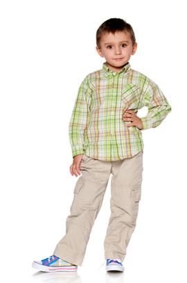 Confident Child