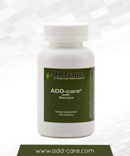 ADD-care(R) with Bacopa (100 Capsules)