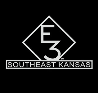 E3 Southeast Kansas Window Decal
