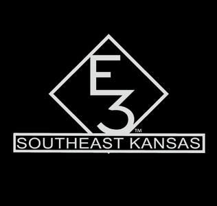 E3 Southeast Kansas Window Decal