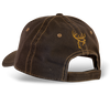 •    color: brown •    100% Cotton •    One size fits most •    Velcro closure •    BC logo embroidery •    Deer head embroidery on back
