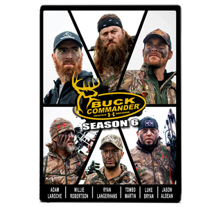 Buck Commander Protected by Under Armour Season 6 DVD