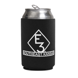 E3 Neoprene Can Cooler