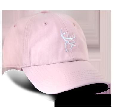 b4f8af4f Buck Commander Women's Light Pink Hat - Buck Commander