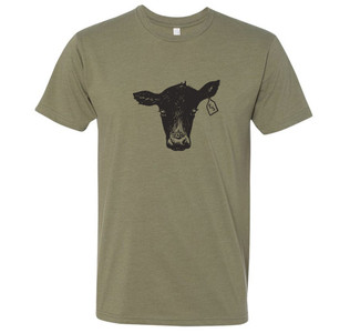 E3 Cow T-Shirt