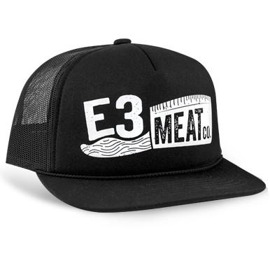 ff2ddabb36b76 E3 Meat Co. Cleaver Richardson Trucker Hat - Buck Commander
