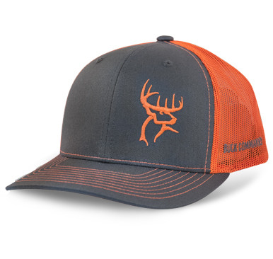 6996951df Buck Commander Neon Orange Richardson Hat