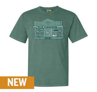 Buck Commander Mercantile Comfort Colors T-Shirt