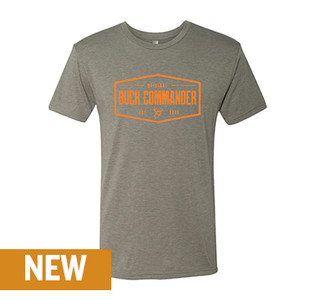 Buck Commander Shield Next Level T-Shirt
