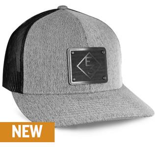 Buck Commander x Union Standard Supply Co. E3 Black Wood Patch Hat