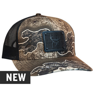 Buck Commander x Union Standard Supply Co. Realtree Escape Blackwood Patch Hat